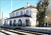 Estação de caminho-de-ferro da Cerdeira do Côa,Sabugal