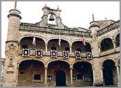 Câmara Municipal de Ciudad Rodrigo, Salamanca,Espanha