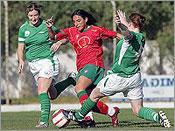 Selecção nacional futebolfeminino
