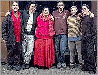 «Uxu Kalhus» - Grupo de baile