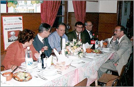 Casa do Concelho do Sabugal em Lisboa (aniversário de 1998)