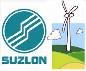 Suzlon - Fabricante mundial deaerogeradores