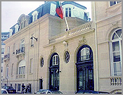 Embaixada de Portugal em Paris,França