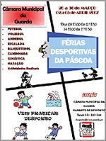 Férias Desportivas da Páscoa 2007 -Guarda