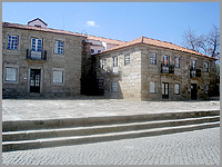 Praça da República - Sabugal