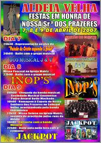 Festas de Nossa Senhora dos Prazeres (Aldeia Velha)