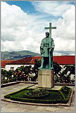 Estátua de Pedro Álvares Cabral -Belmonte