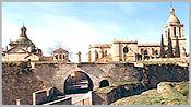 Muralha do castelo de Ciudad Rodrigo(Espanha)