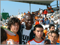 Desporto Escolar com FrancisObikwelu