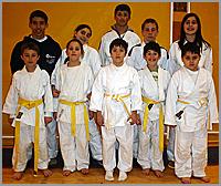 Judocas do Sabugal competiram emViseu
