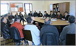 Mesa das Juntas de Freguesia do concelho doSabugal