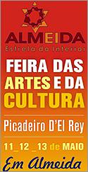Feira das Artes e da Cultura emAlmeida