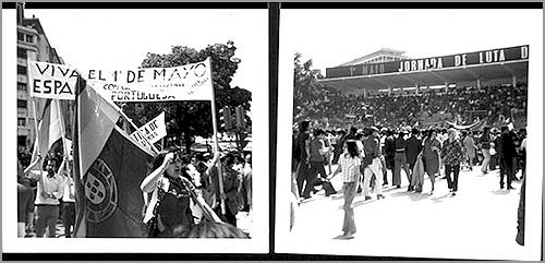 1.º de Maio de 1974 - Fotos de EstevesCarreirinha