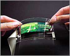 Ecrã ultra-fino daLG-Philips