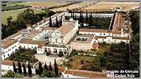 Convento da Cartuxa em Évora (Foto de CarlosTojo)