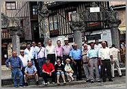 Os autarcas em LaAlberca