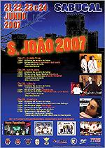 Festas de São Joao 2007 - Sabugal (clique para ampliar)