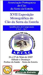 Exposição Cão Serra da Estrela