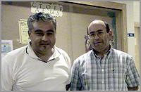 Capeia Arraiana com o Padre Carlos FernandesManso
