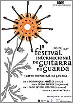 1.º Festival de Guitarra daGuarda