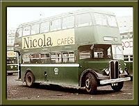 Autocarro da Carris dos Anos 70 - Imagem da Semana (16-7-2007)