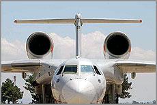 Avião russoBeriev