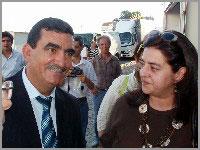 Domingos Torrão e Ana Isabel López (foto«Reconquista»)