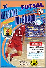 I Maratona de Futsal deRendo
