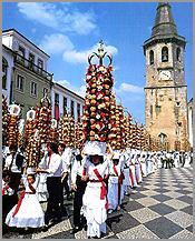 Festa dos Tabuleiros emTomar