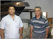 À fala com… José Ricardo no moinho