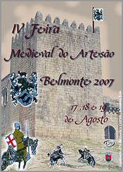 Feira Medieval emBelmonte