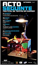 III Festival de Teatro daGuarda