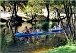 Canoas no rio Côa