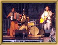 II Festival IberFolk – Actuação dos «Pé na Terra» (Sortelha) – Imagem da Semana (1-10-2007)