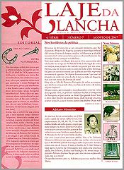 «Laje da Lancha», o boletim de Aldeia doBispo