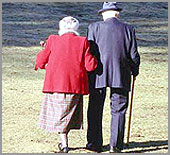 Número de idosos tende acrescer