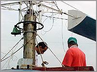 Técnicos de energiaseólicas