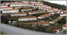 Pormenor do bairro operário daPanasqueira