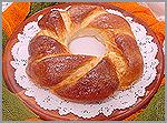 Pão Rosca de Todos os Santos