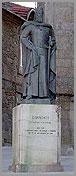 Estátua de D.Sancho naGuarda