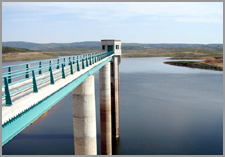 Barragem do Sabugal (foto Câmara Municipal do Sabugal)