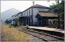 Estação de Barca deAlva