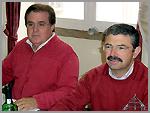 José Lucas e Manuel Corte
