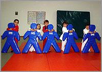 «Baby Judo» no Sporting Clube doSabugal