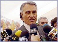 Cavaco Silva visita Penamacor