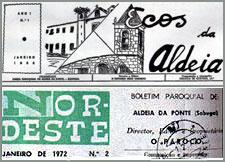Jornais de Aldeia da Ponte