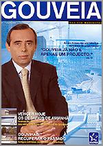 Álvaro Amaro, presidente da Câmara Municipal deGouveia