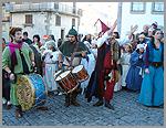 Comitiva de acompanhamento dos Reis Magos