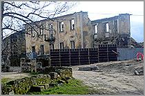 O velho balneário doCró