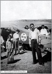 Raul da casacaazul - Foto retirada do livro «O passeio dos moços da Raia» de José Prata